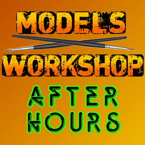 After Hour Ep 34 Airbrushes Part 2: Airbrush