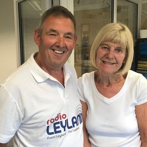 Breakfast with Keith and Ruth Bradshaw 27 June 2018