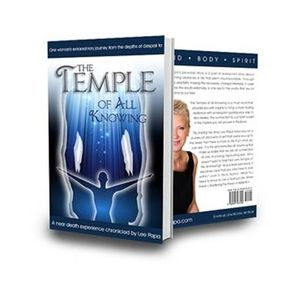 The Temple of All Knowing with Lee Papa - From Near-Death Experience to Peace