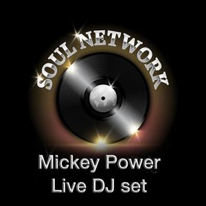 Mickey Power Live Set recorded at Soul Network (Sat. March 26th 2016)