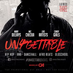 DJ OKI - UN4GETTABLE // LEVEL THREE // SPRING 2019 // HIP HOP // R&B // DANCEHALL // AFRO BEATS