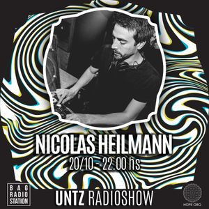 Nicolas Heilmann - Podcast UNTZ 2018