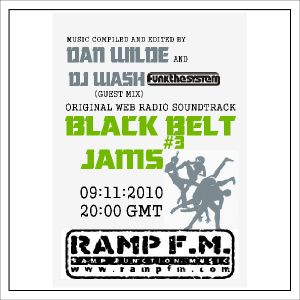 Black Belt Jams #3 - DJ Wash (funkthesystem) Guest Mix