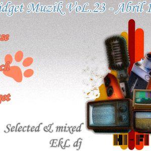 EkL_dj @ Fidget Muzik VoL. 23 [Abril 12']