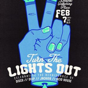 EJAY live @ Turn The Lights Out 2/7/214
