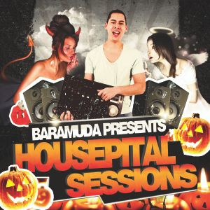 Housepital Records Takeover Sessions mixed by Baramuda Episode #002!