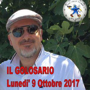 IL GOLOSARIO - 09 Ottobre 2017 con Gianluca Gabanini