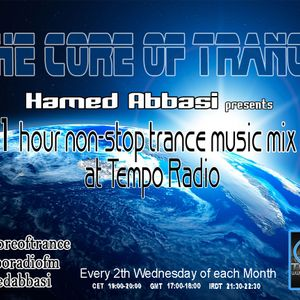 The Core Of Trance #10 - Mixed By Hamed Abbasi - July 2014