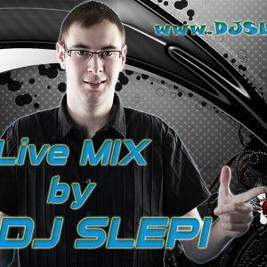 Live mix by DJ Slepi promo vol.10