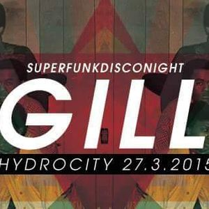 Live at Hydrocity - 27.03.15, Trieste