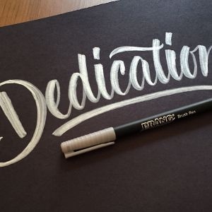 The Dedication Series Vol #6