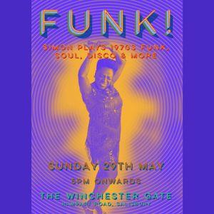 Funk! at The Gate (May 2016) pt 4