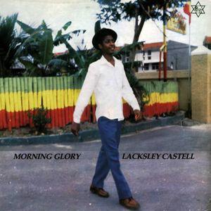 Lacksley Castell 'Morning Glory plus Sly & Robbie Dub Tracks' (Vinyl LP)
