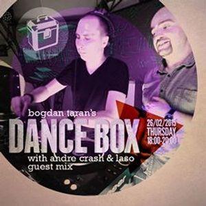 Andre Crash & Laso - Guest Mix @ Dancebox Radioshow 26-02-2015