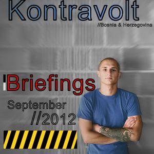 Briefings [September 2012]