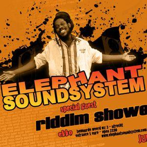 Elephant Sounds - Radioshow 2 Mei 2012