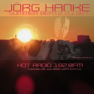 JORG HANKE Summerbeatz DJ set @ BEYOND CONTROL Techno radio show