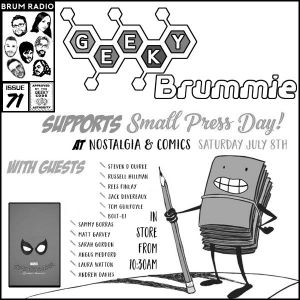Geeky Brummie With Ryan Parish (08/07/2017)