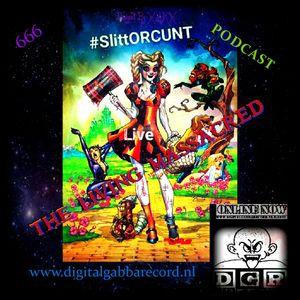 #SlittORCUNT @ D.G.Radio - THE LIVING MASSACRED ! LIVE PODCAST