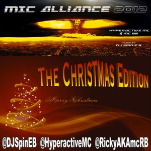 Mic Alliance 2012 - The Christmas Edition