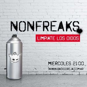 NONFREAKS - 032 - 11/11/2015 WWW.RADIOOREJA.COM.AR