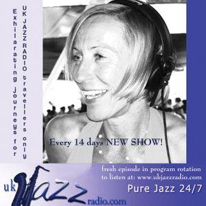 Epi.55_Lady Smiles swinging Nu-Jazz Xpress_Aug./Sept. 2012