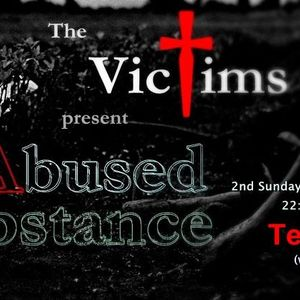The Victims present Abused Substance 001