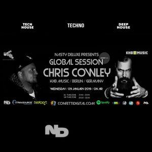 Global Session - Nasty Deluxe, Chris Cowley - Confetti Digital London