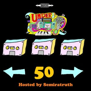 UNDERGROUND FEED BACK STEREO PODCAST 50 (hosted by SemiraTruth)