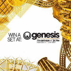 Genesis DJ Competition - Ella G