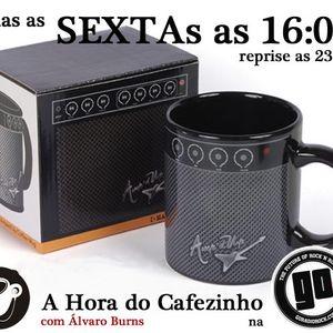 A hora do Cafezinho #15 - GO! Radio Rock