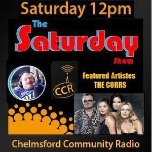 The Saturday Show - @CCRSaturdayShow - James Henry House - 25/07/15 - Chelmsford Community Radio