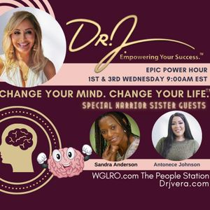 WGLRO Radio with Dr. Jessica Vera - The Epic Power Hour Wednesday- the DWMS 07 21 2021