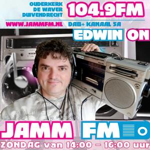 """"""" EDWIN ON JAMM FM """" 18-04-2021 The Jamm On Sunday with Edwin van Brakel"""