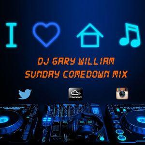 DJ Gary-William - SundayComedown Mix Volume 2