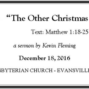 The Other Christmas Story (Audio)
