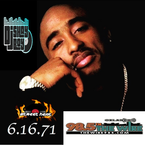 2pac Tribute FM 98.5 Radio Remix Presented by DJ ShayBoy