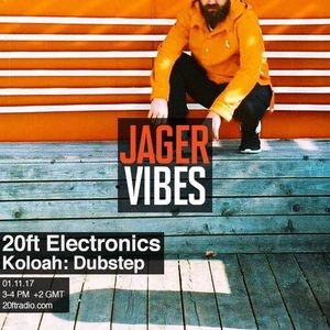 20ft Electronics w/ Koloah: Dubstep @ 20ft Radio - 01/11/2017