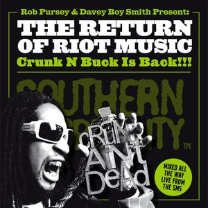 Rob Pursey & DBS Present: The Return Of Riot Music