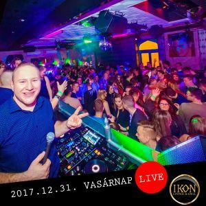 DJ Guli Live @ Gyula, Ikon 2017.12.31