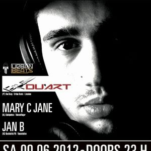 Du'ArT - Live @ Hardgroove Session, Raumstation Club, St Gallen, Suiça (09.06.2012)