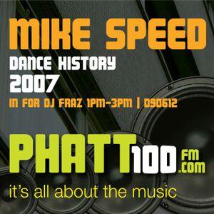 Niceness | Mike Speed | Saphire | Phatt100Fm | Huddersfield | Phattaday| 090612 | www.phatt100.com