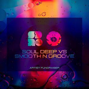 Euphorics - Soul Deep Vs Smooth N Groove Artist Fundraiser Mix