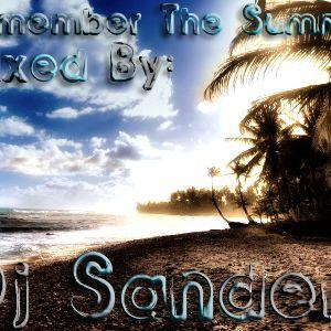 Remember The Summer@Dj Sanders