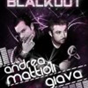 Andrea Mattioli @ BLACK OUT c.o Tocqueville [Milan 27.03.2010]