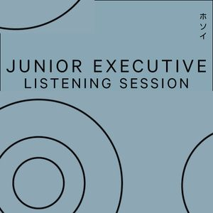 Junior Executive, Live from our special Sunday Listening Sessions
