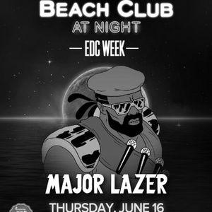 Major Lazer - Live @ Encore Beach Club Las Vegas, EDC Week