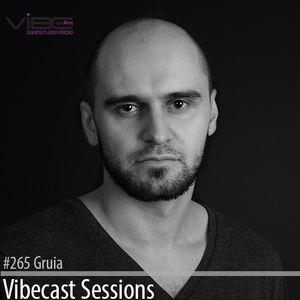 Gruia @ Vibecast Sessions @265 - Vibe FM Romania