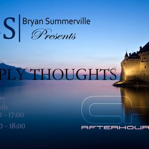 Bryan Summerville - Deeply Thoughts 090