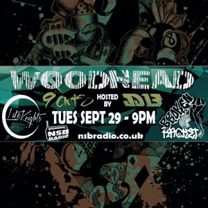 Woodhead - NSB Radio Broken Racket Live Guest Mix